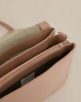 Michelle Fold Over Sling Bag -  lightpink