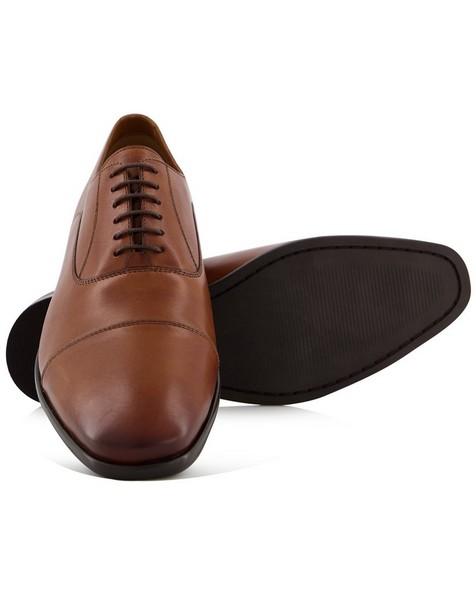 Arthur Jack Men's Anton Shoe -  tan