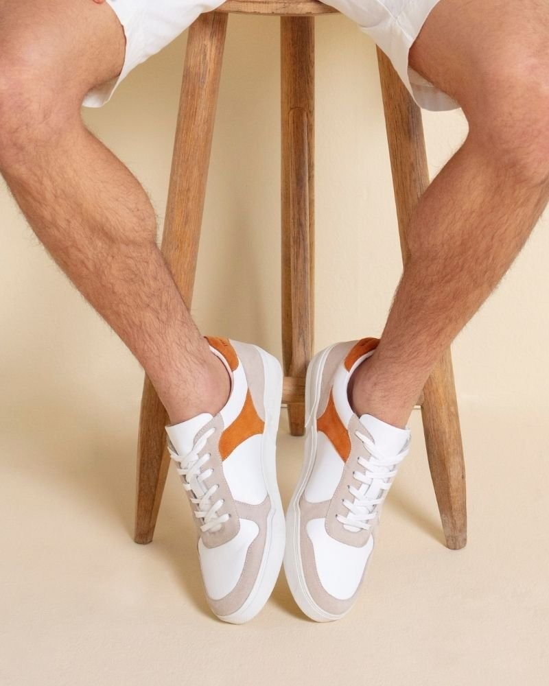 Men's Axel Sneaker -  white