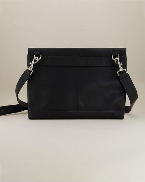 Malik Envelope Laptop Bag -  black
