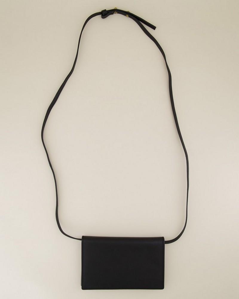 Nadja Phone & Card Pouch -  black