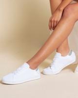 Tread + Miller Lou Sneaker (Ladies) -  white