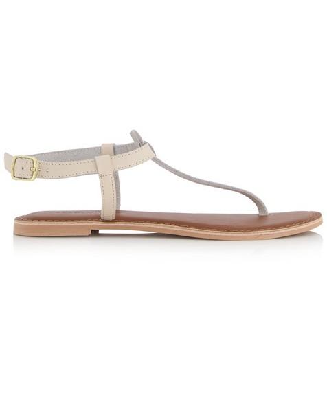 Sadie Ladies Sandal  -  bone