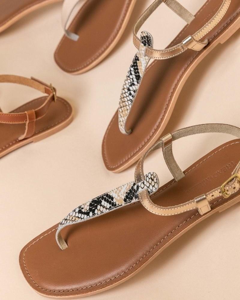 Sadie Ladies Sandal  -  assorted