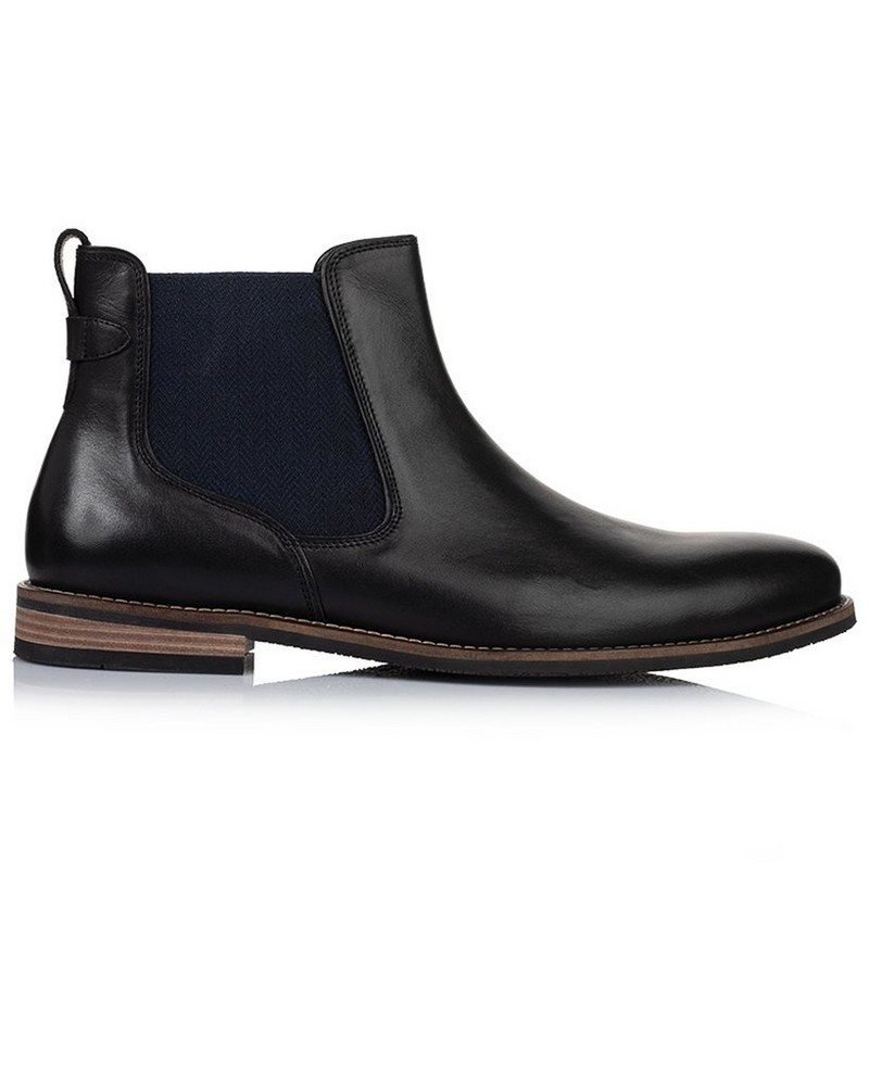 Arthur Jack Michael Boot -  black