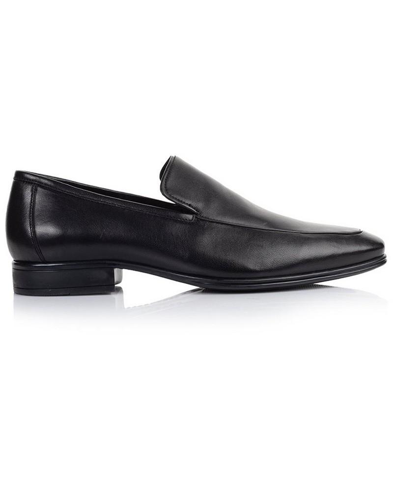 Arthur Jack Hutch Shoe  -  black