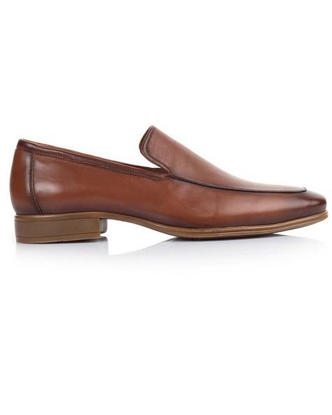 Arthur Jack Hutch Shoe  -  tan