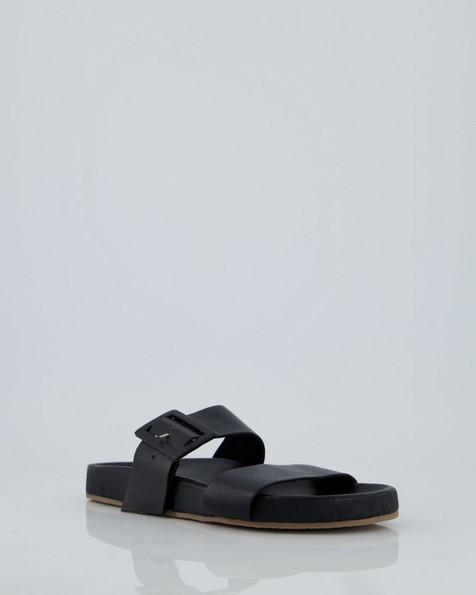 Ladies Izzy Sandal -  black