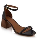 Ladies Gabi Heel  -  black