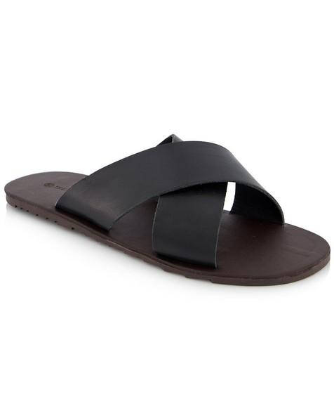 Men's Wren Sandal -  black