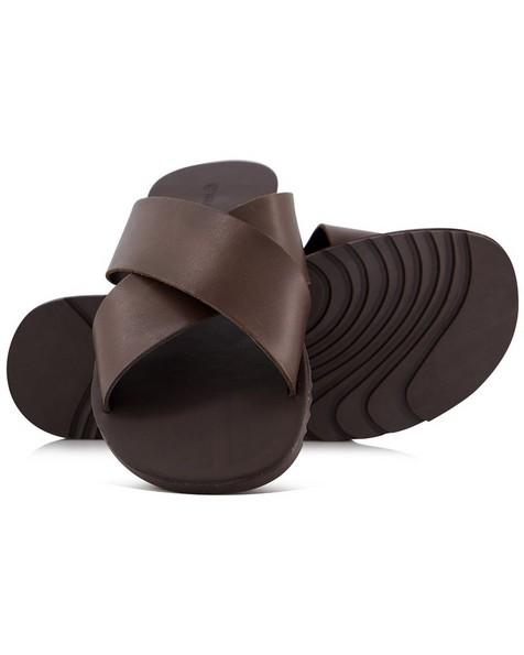 Men's Wren Sandal -  brown