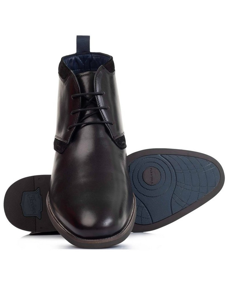 Florsheim Cumulus Men's Boot -  black
