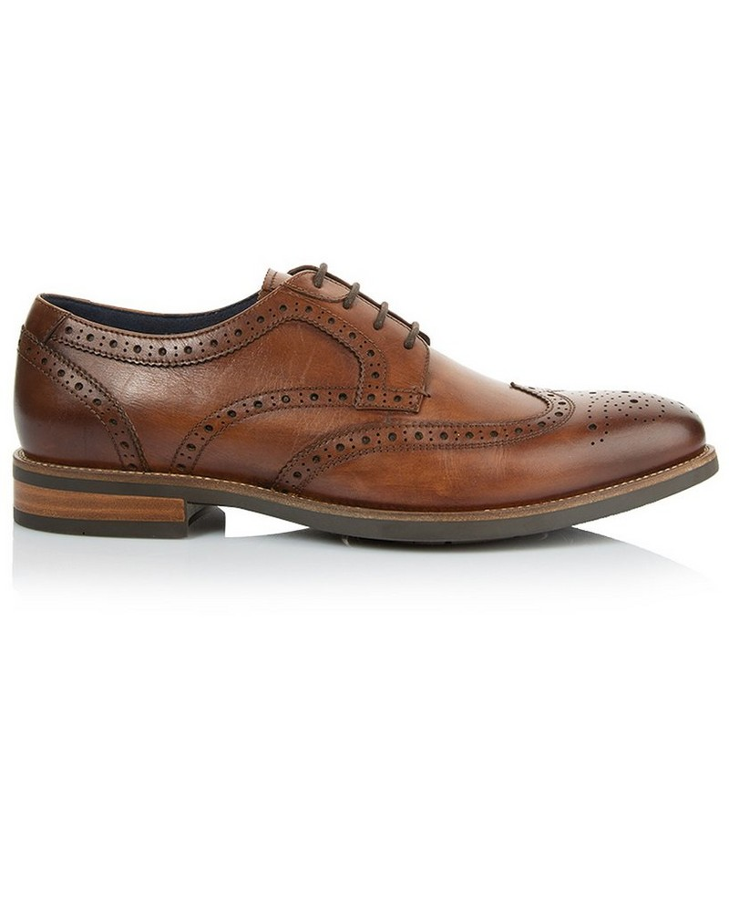 Florsheim Arcus Men's Shoe -  tan