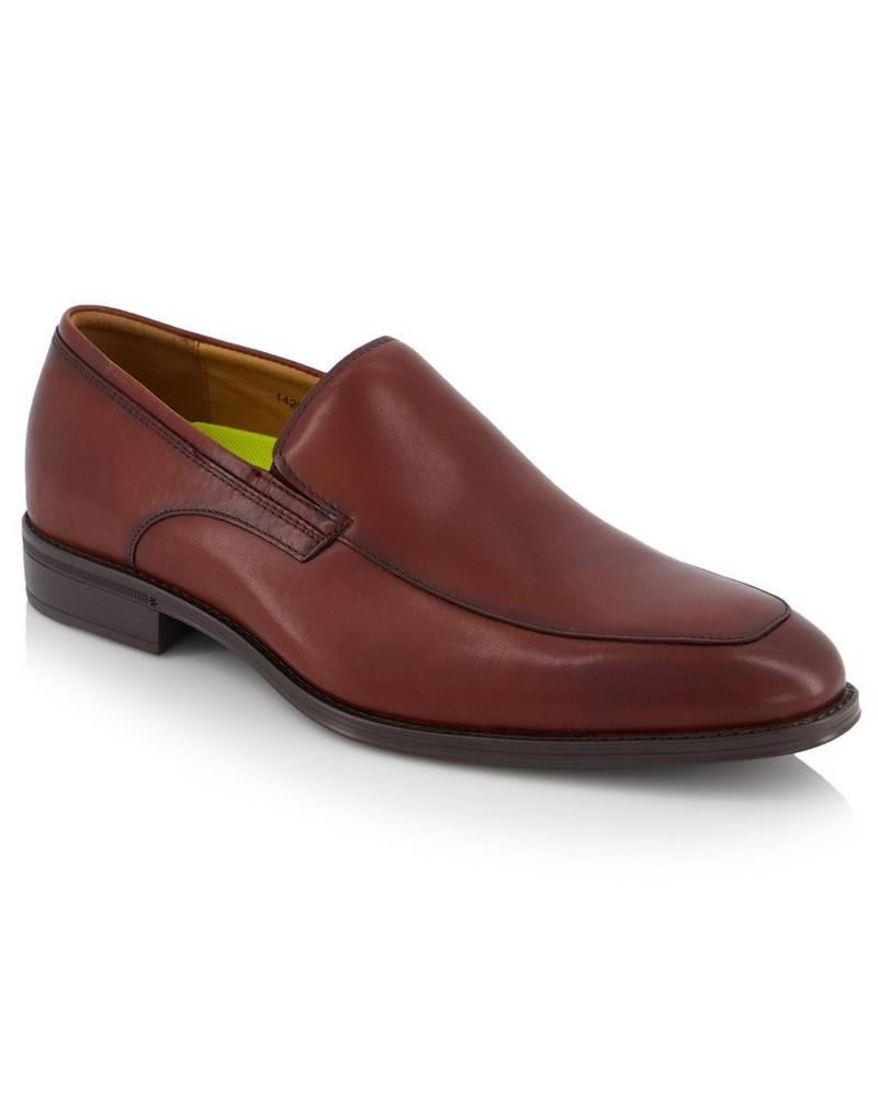Florsheim Men's Amelio Slip-On Shoe -  tan