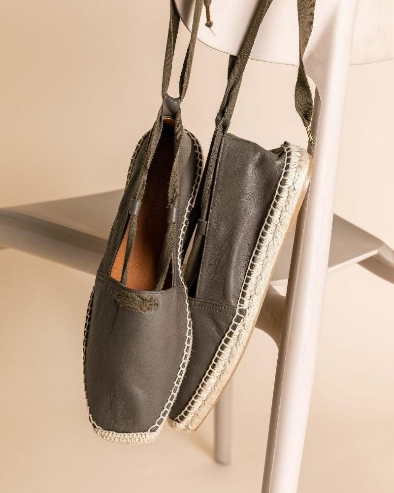 Ladies Zee Shoe  -  olive