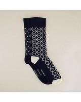 Tread & Miller Men's Navy Sock Pack -  navy