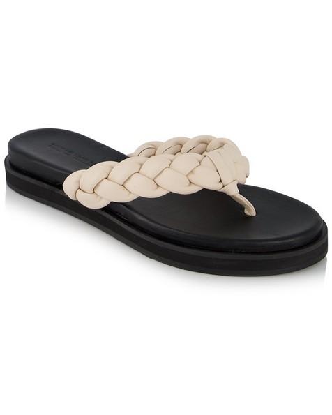Ladies Kiara Sandal  -  bone