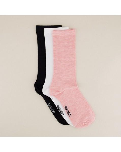 Tread & Miller Ladies Sock Pack -  assorted