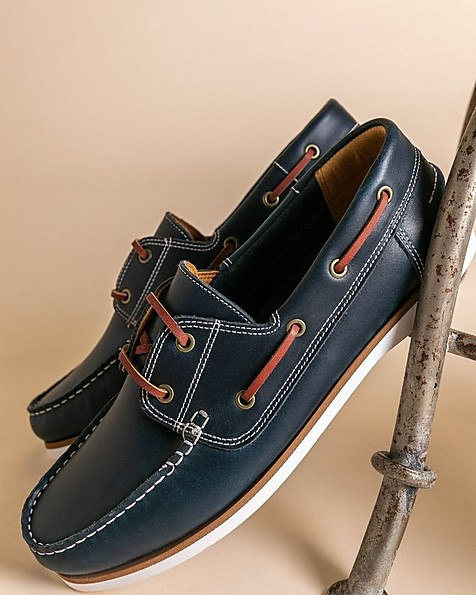 Arthur Jack Liberty Shoe Mens -  navy