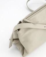 Rain Crossbody Bag -  lightgrey