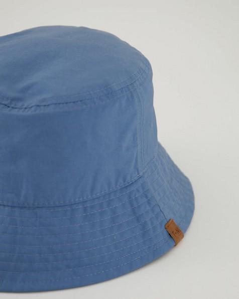 Kevin Clean Tech Bucket Hat -  midblue