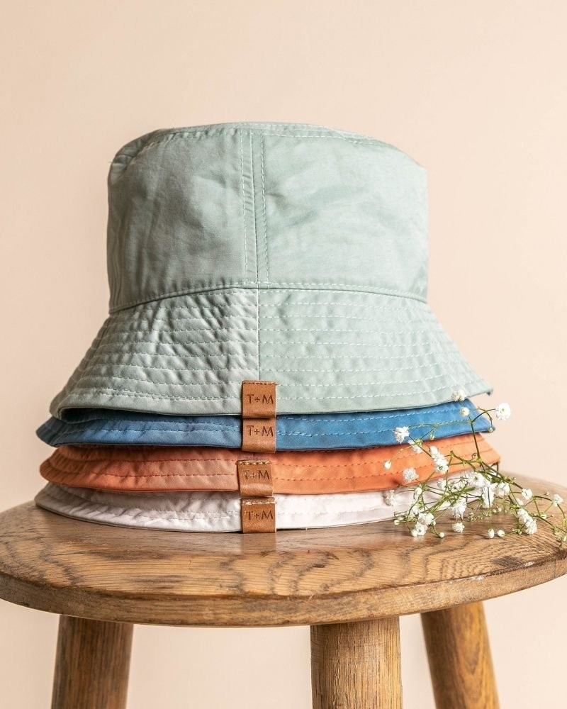 Kevin Clean Tech Bucket Hat -  sage