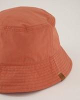 Kevin Clean Tech Bucket Hat -  rust