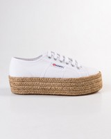 Superga Espadrille Platform 901 Sneaker Ladies -  white