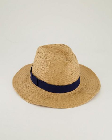 Sebastian Panama Hat -  oatmeal