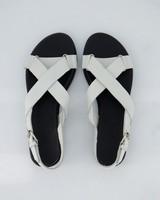 Ladies Thuli Sandal  -  white