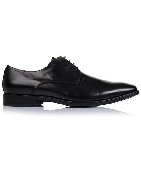 Florsheim Men's Dynasty Shoe -  black