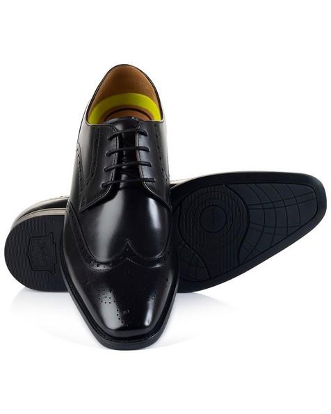 Florsheim Men's Tribute Shoe -  black