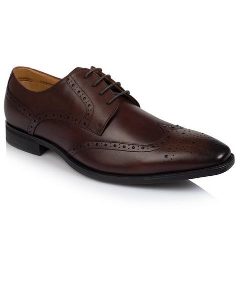 Florsheim Men's Tribute Shoe -  brown