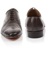 Crockett & Jones Men's Samuel Shoe -  chocolate