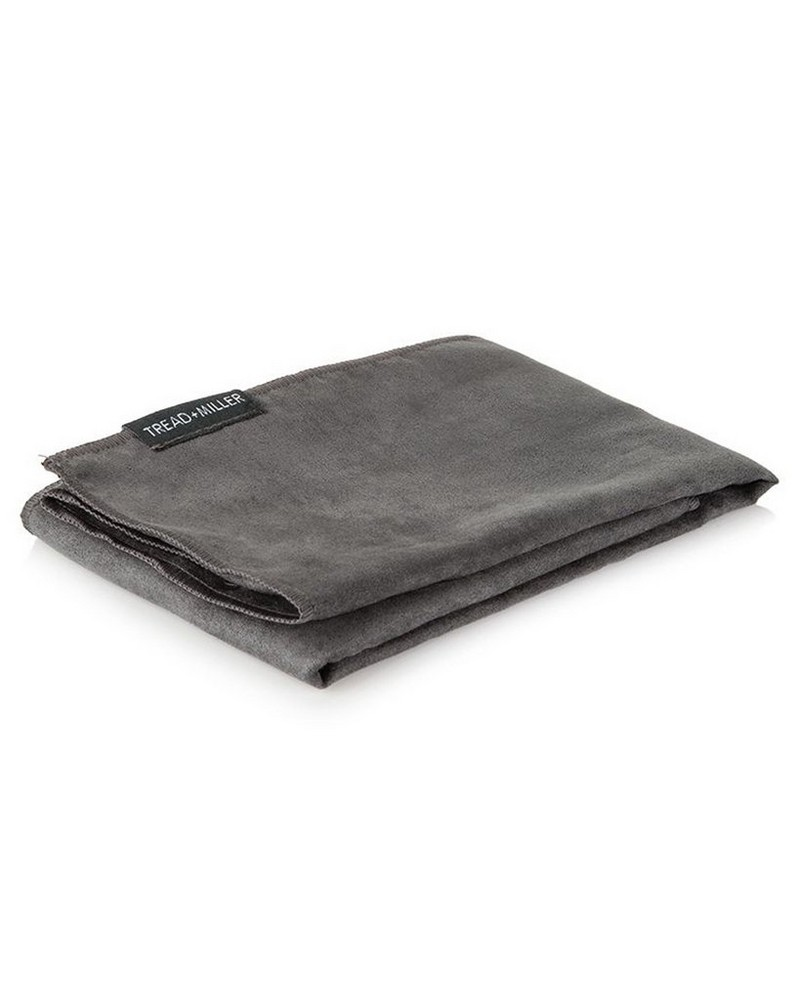 Tread and Miller Polishing Cloth -  charcoal