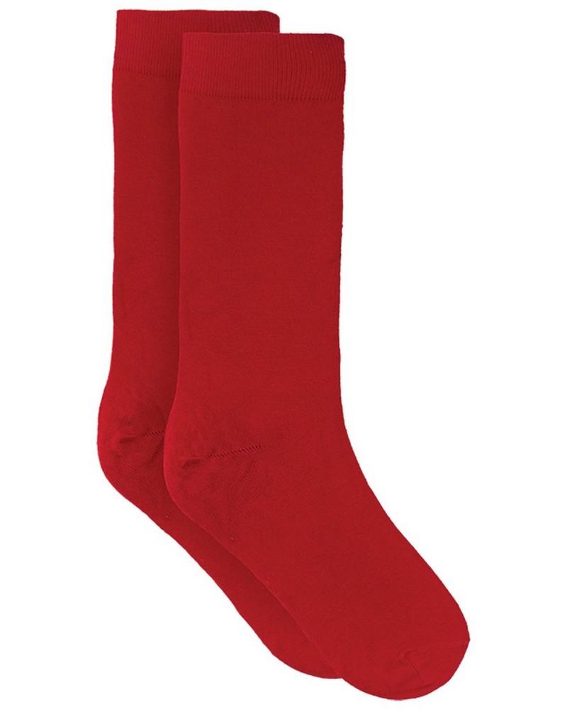 Tread & Miller Bright Sock -  red