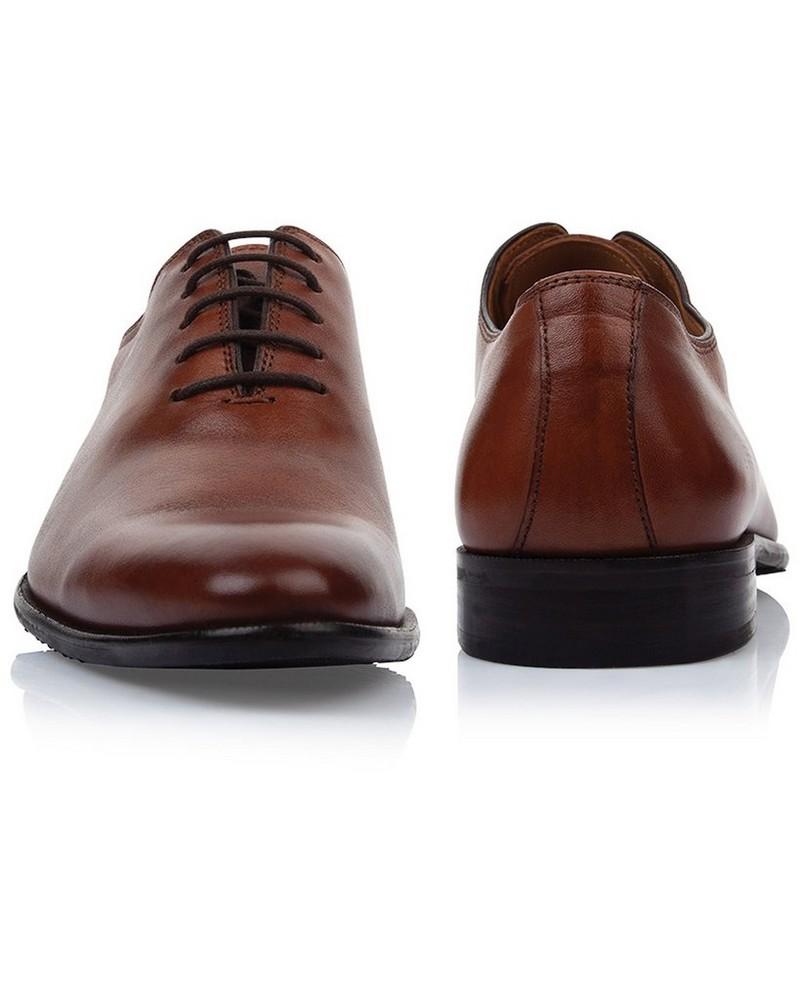 Arthur Jack Men's Atticus Shoe  -  tan