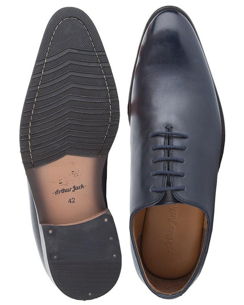 Arthur Jack Men's Atticus Shoe  -  navy