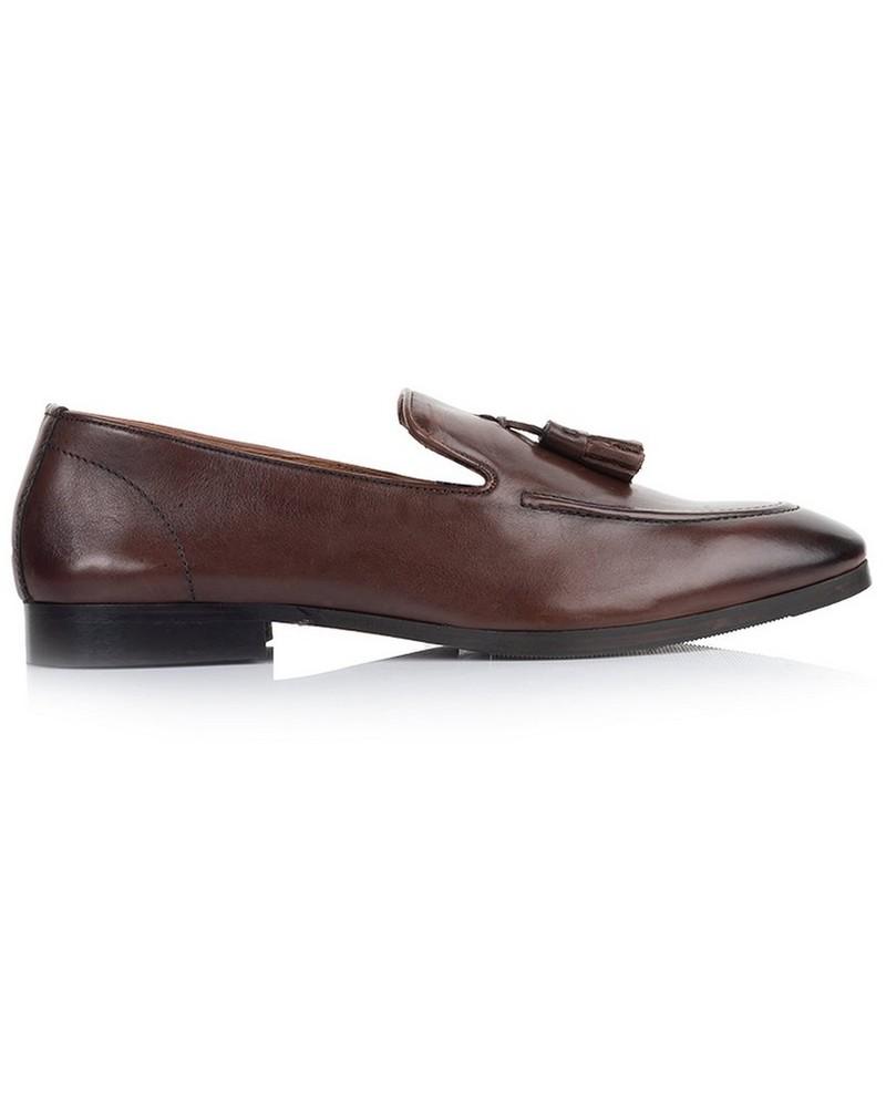 Arthur Jack Men's Tate Shoe -  brown