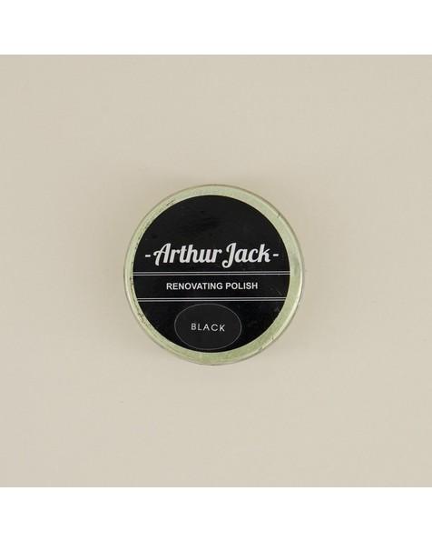 Arthur Jack Renovating Polish -  black