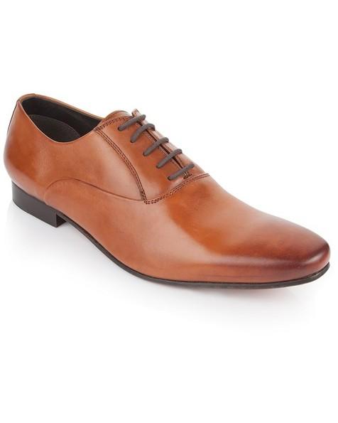 Arthur Jack Men's Jasper Shoe  -  tan
