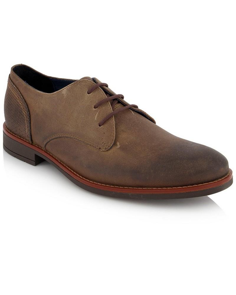 Arthur Jack Rufus Shoe -  charcoal