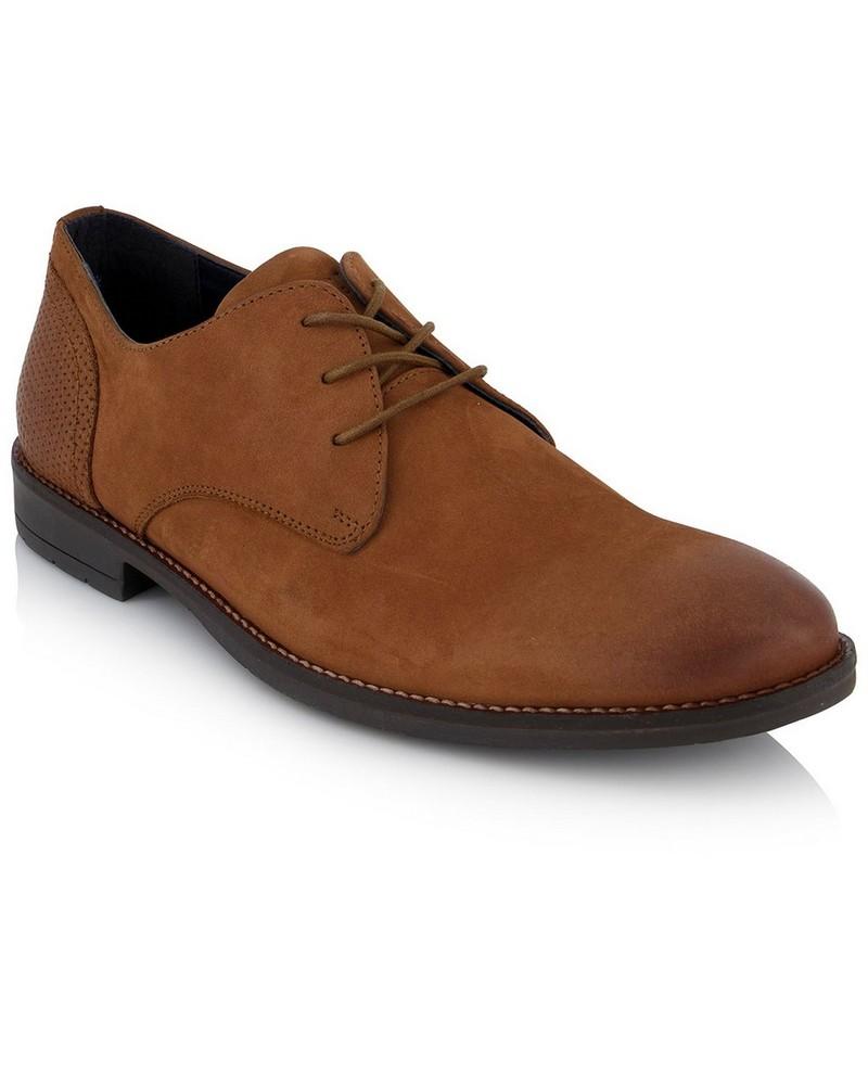 Arthur Jack Rufus Shoe -  rust
