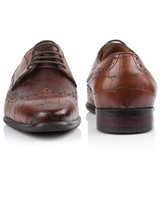 Arthur Jack Men's Sullivan Shoe  -  tan-brown