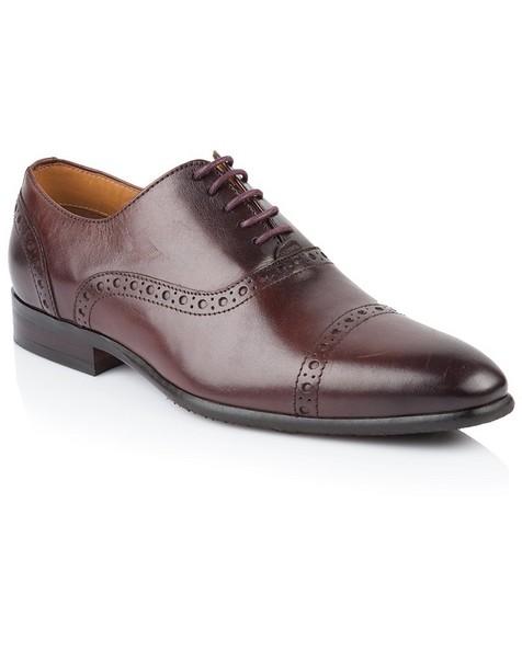 Arthur Jack Men's Rex Shoe  -  brown