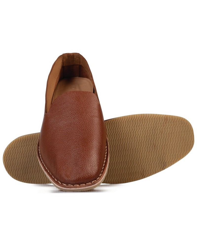 Arthur Jack Men's Cruz Shoe -  tan