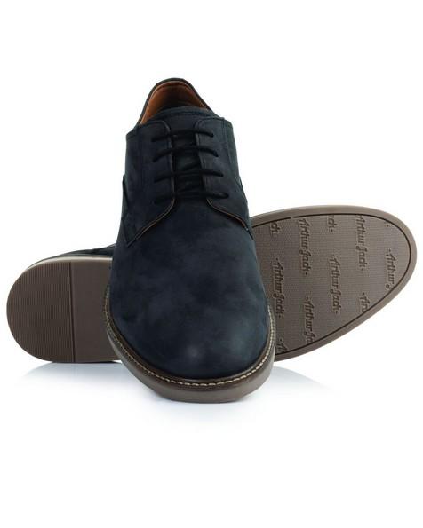 Arthur Jack Men's Bradford Shoe -  black