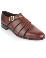 Crockett & Jones Men's Colin Shoe  -  brown