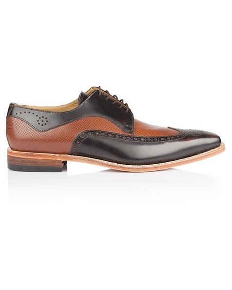 Crockett & Jones Men's Xavier Shoe -  brown