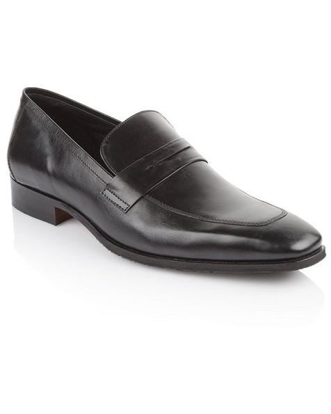 Arthur Jack Men's Aberdeen Shoe -  black